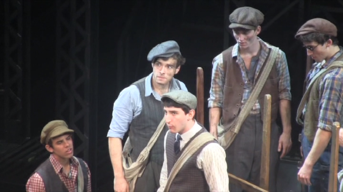 Newsies Crutchie